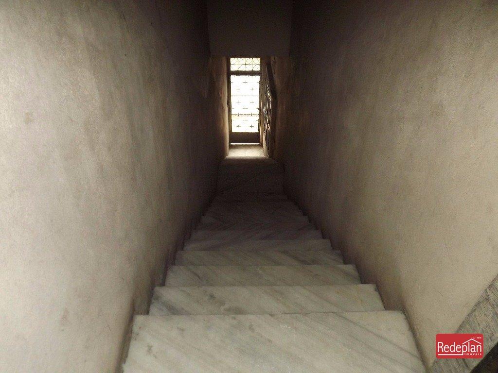 Esse lance de escadas