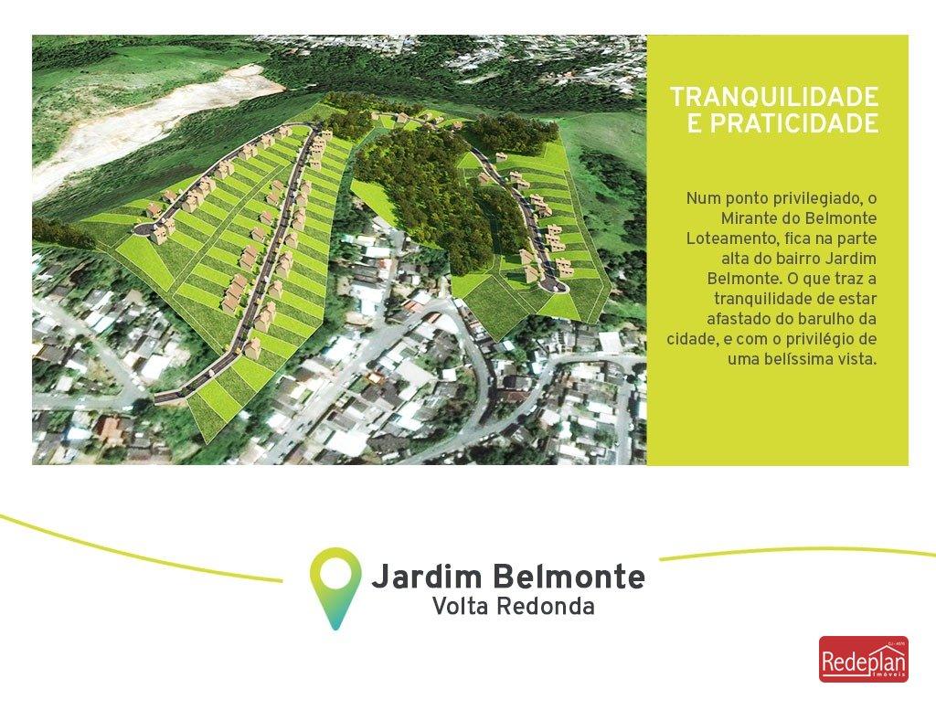 Terreno Jardim Belmonte Volta Redonda
