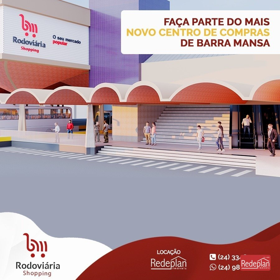 Loja Centro Barra Mansa